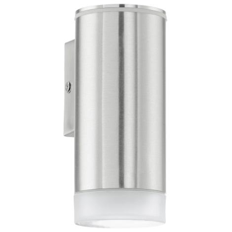 EGLO 92735 - RIGA-LED kültéri fali lámpa 1xGU10/2,5W