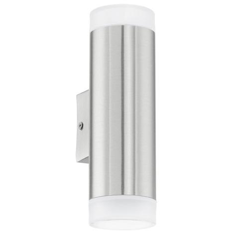EGLO 92736 - RIGA-LED kültéri fali lámpa 1xGU10/2,5W