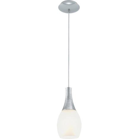 EGLO 92747 - Mennyezeti függesztékes lámpa FONACO 1xE27/60W