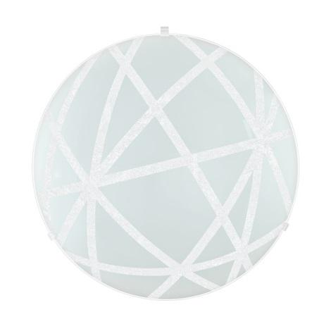 Eglo 92751 - Mennyezeti lámpa SABBIO 1xE27/60W/230V