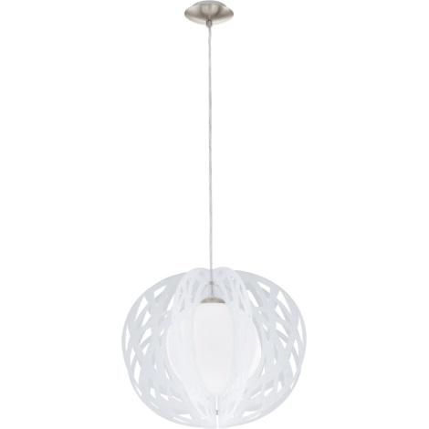 EGLO 92772 - Mennyezeti függesztékes lámpa FORCA 1xE27/60W