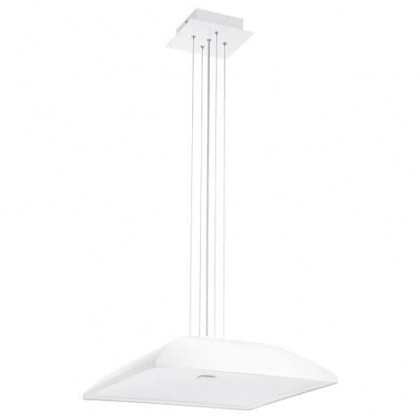 Eglo 92783 - LED Mennyezeti függesztékes lámpa ZAGAROLE 1xLED/24W/230V