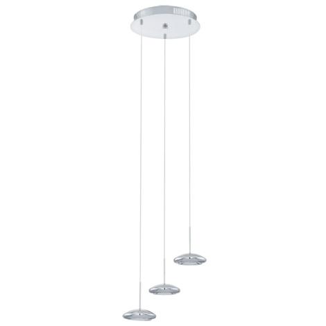 Eglo 92785 - LED csillár TARUGO 3xLED/4,5W/230V