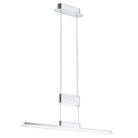 Eglo 92795 - LED Mennyezeti függesztékes lámpa ARMEDO 1xLED/24W + 2xLED/3W/230V