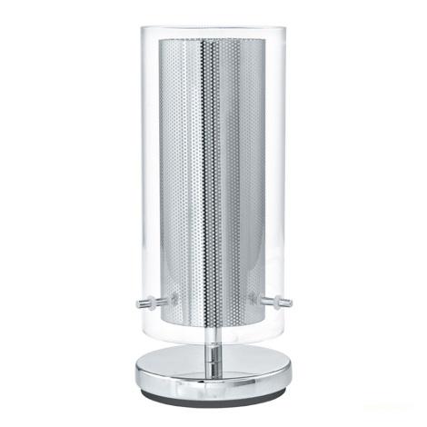 EGLO 92847 - TAROLO asztali lámpa 1xE27/60W