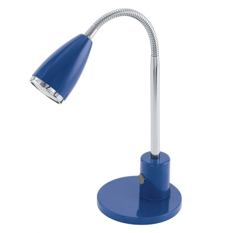 Eglo 92875 - Asztali lámpa FOX 1xGU10/3W/230V