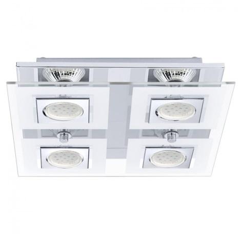EGLO 92876 - CABO LED-es mennyezeti lámpa 4xGU10/2,5W LED