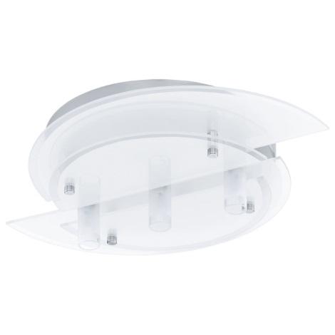 EGLO 92878 - Mennyezeti lámpa VALLERANO 3xG9/33W