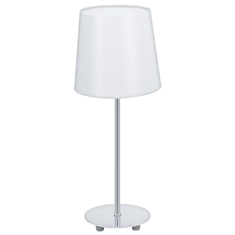 Eglo 92884 - Asztali lámpa LAURITZ 1xE14/40W/230V
