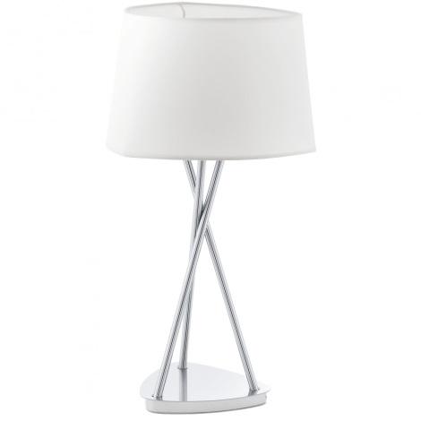EGLO 92893 - asztali lámpa Belora 1xE27/60W/230V