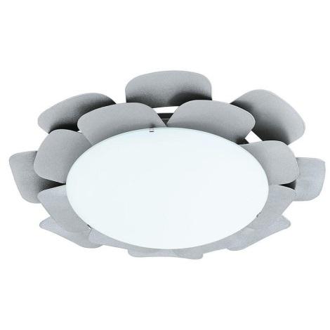 Eglo 92899 - mennyezeti lámpa ROCLETTA 1xE27/60W/230V