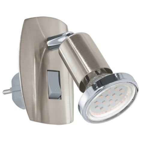 Eglo 92924 - LED konnektoros lámpa MINI 4 1xGU10-LED/3W/230V