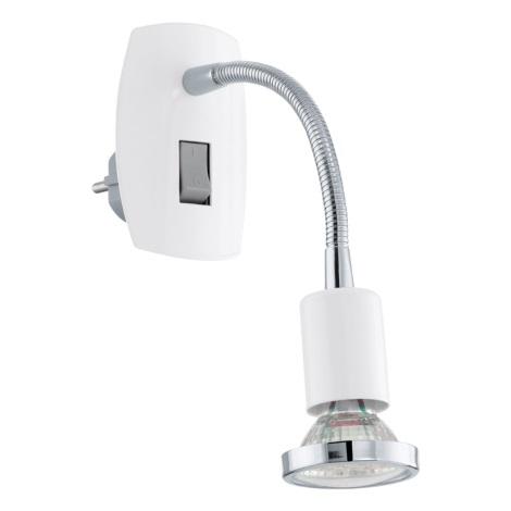 EGLO 92934 - MINI 4 LED-es spotlámpa 1xGU10/2,5W LED