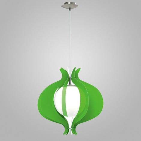 Eglo 92947 - Mennyezeti függesztékes lámpa TALLEGO 1xE27/60W