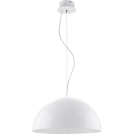 EGLO 92954 - LED Mennyezeti függesztékes lámpa GAETANO LED/24W fehér