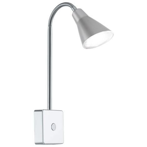 EGLO 92959 - NERA 1 LED-es fali lámpa 1xLED/2,5W