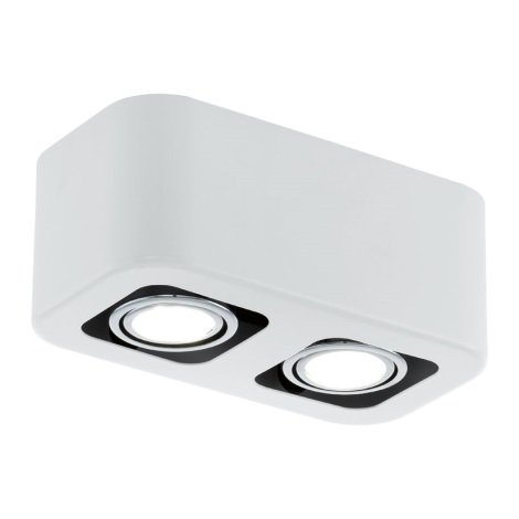 EGLO 93012 - TORENO beépíthető spotlámpa 2xGU10/5W