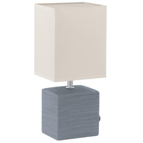 EGLO 93044 - MATARO asztali lámpa 1xE14/40W