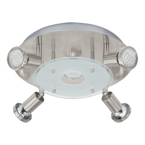 Eglo 93083 - LED Spotlámpa PAWEDO 5xGU10-LED/3W/230V