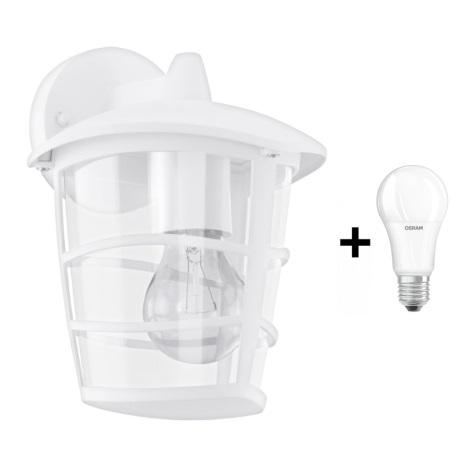 Eglo 93095 - Kültéri fali lámpa  ALORIA 1xE27/60W/230V