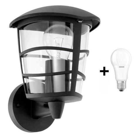 EGLO 93097 - ALORIA kültéri fali lámpa 1xE27/60W