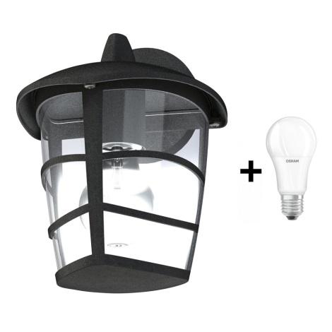 Eglo 93098 - Kültéri fali lámpa  ALORIA 1xE27/60W/230V