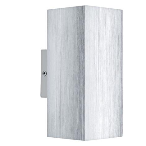 Eglo 93127 - LED Fali lámpa MADRAS 2 2xGU10-LED/3W/230V