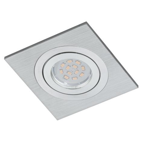 Eglo 93153 - LED Beépíthető lámpa TERNI 1 1xGU10-LED/5W/230V