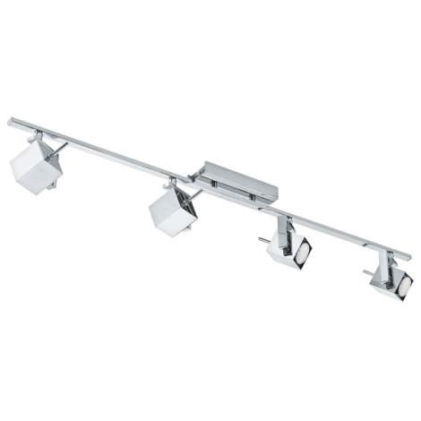 Eglo 93157 - LED Spotlámpa MANAO 1 4xGU10-LED/5W/230V