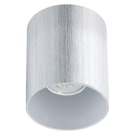 EGLO 93159 - BANTRY 2 LED-es mennyezeti lámpa 1xGU10/5W LED