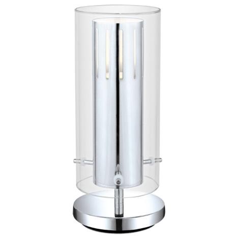 Eglo 93163 - LED Asztali lámpa PINTO 2 1xGU10-LED/5W/230V