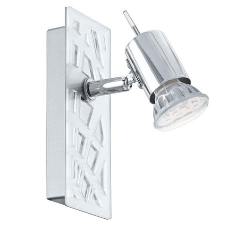 Eglo 93175 - LED Spotlámpa DAVEN 1 1xGU10-LED/5W/230V