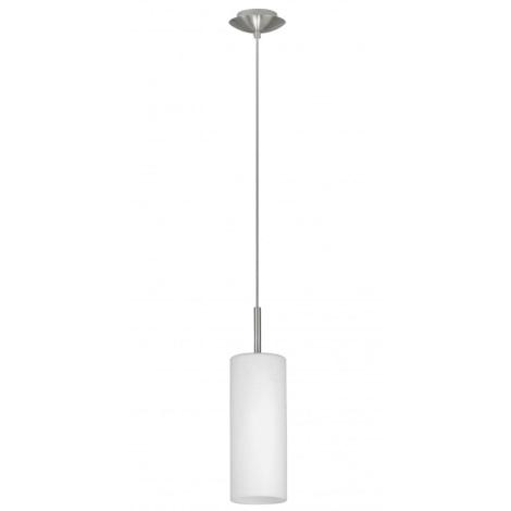 Eglo 93194 - LED Mennyezeti függesztékes lámpa TROY4 E27/7W/230V
