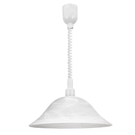 EGLO 93205 - ALESSANDRA 1 LED-es csillár állítható  1xE27/7W LED
