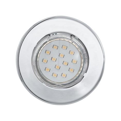 Eglo 93224 - LED süllyesztett lámpa IGOA 1xGU10/3W/230V