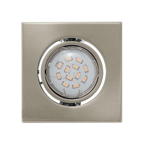 Eglo 93243 - LED beépíthető lámpa IGOA GU10/5W/230V