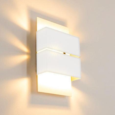Eglo 93253 - LED-es kültéri lámpa KIBEA 2xLED/2,5 W/230V