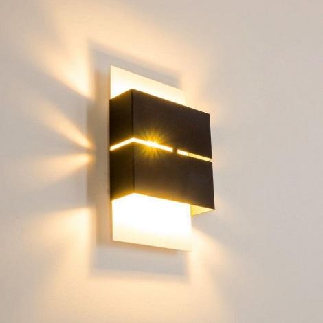 Eglo 93254 - LED-es kültéri lámpa KIBEA 2xLED/2,5 W/230V