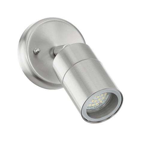 Eglo 93268 - LED-es kültéri világítás STOCKHOLM 2xGU10 1/5W/230V