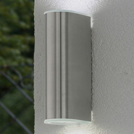 Eglo 93271 - LED-es kültéri lámpa CABOS 2xLED/2,5 W/230V