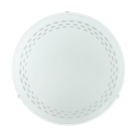 Eglo 93276 - LED Mennyezeti lámpa TWISTER 1xLED/12W/230V