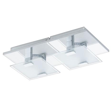 Eglo 93312 - LED mennyezeti lámpa VICARO 2xLED/2,5W/230V