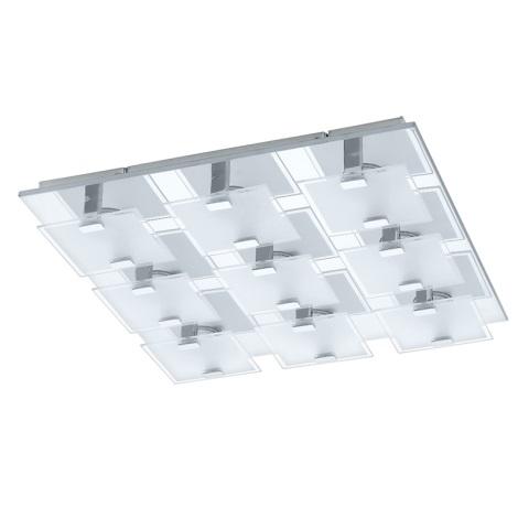 Eglo 93315 - LED Mennyezeti lámpa VICARO 9xLED/2,5W/230V