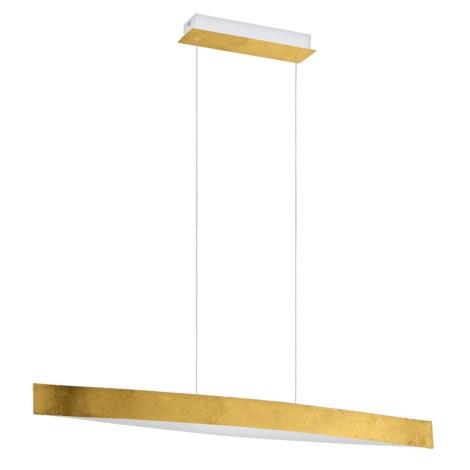 Eglo 93341 - LED Mennyezeti függesztékes lámpa FORNES LED/24W/230V