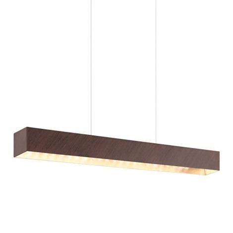Eglo 93347 -  Mennyezeti függesztékes lámpa COLLADA 2X12LED/6W/230V