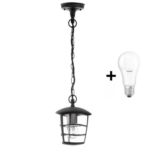 EGLO 93406 - ALORIA kültéri lámpa 1xE27/60W