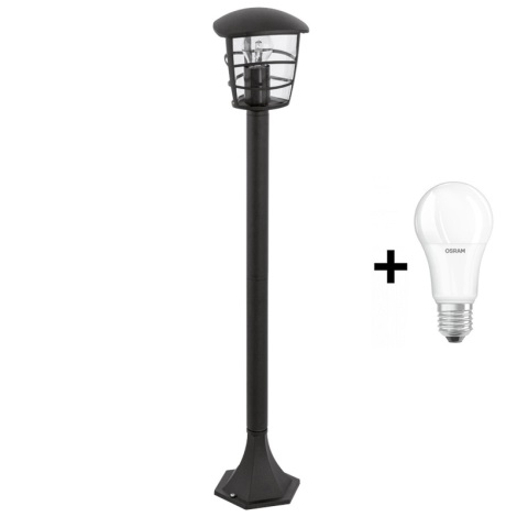 EGLO 93408 - ALORIA kültéri lámpa 1xE27/60W