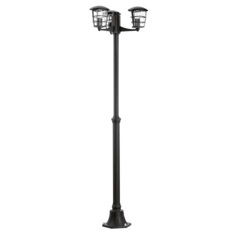 Eglo 93409 - Kültéri lámpa ALORIA 3xE27/60W/230V