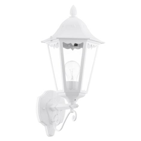 Eglo 93446 - Kültéri fai lámpa NAVEDO  1xE27/60W/230V