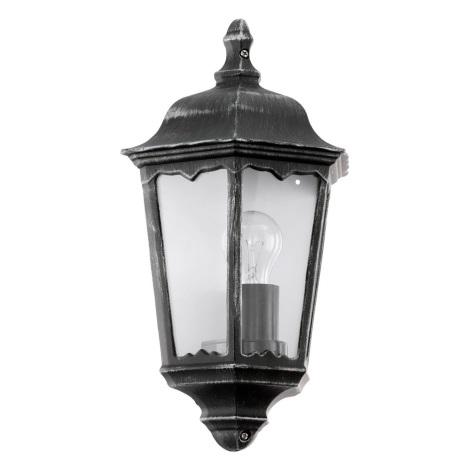Eglo 93459 - Kültéri fali lámpa NAVEDO 1xE27/60W/230V